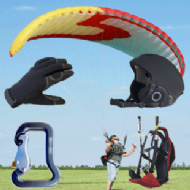 UKPPG SKY EOLE 12m Training Wing Deluxe Pack - NO Helmet